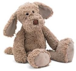 Jellycat knuffel Skiffles Dog Medium -38cm