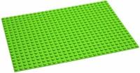 Hubelino  knikkerbaan accessoires Groene grondplaat 560 noppen