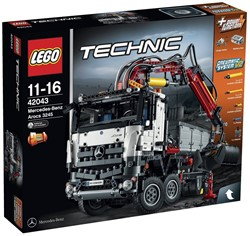 LEGO Technic Mercedes Benz Arocs 42043