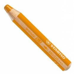 Stabilo  teken en verfspullen woody 880 oranje