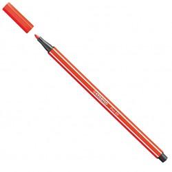 STABILO pen 68 lichtrood