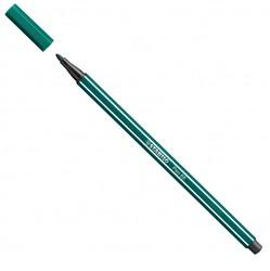 Stabilo  teken en verfspullen pen 68 blauwgroen