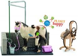 Schleich Horse Club - Wasbox Voor Paarden 42104