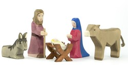 Ostheimer Holy Family II 5 pieces
