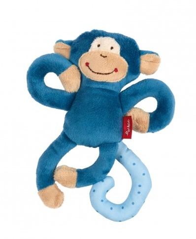 Sigikid hanger aap blauw