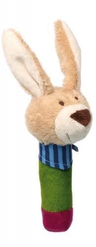 sigikid PlayQ Squeaker konijn 42211