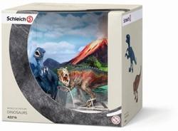 Schleich Dinosaurussen - T-Rex En Velociraptor Klein 42216