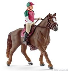Schleich Horse Club - Amazone, Compleet 42288