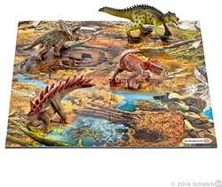 Schleich Dinosaurs - Mini Dino'S Met Moeraspuzzel 42331