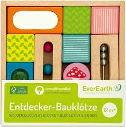 EverEarth - Wooden Discovery Blocks