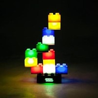 Light Stax  constructie speelgoed mix 2x2 12 stuks
