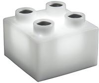 Light Stax  constructie speelgoed mix 2x2 12 stuks-2