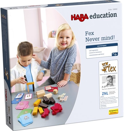 Haba Education - Fex - Never Mind!