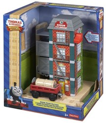 Thomas and Friends  houten trein gebouw Thomas verffabriek