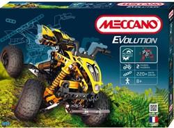 Meccano  constructie speelgoed Evolution 220+ ATV