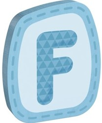 Haba  decoratie houten letter F