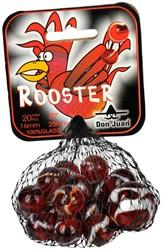 Don Juan  buitenspeelgoed Knikkers Rooster 16 mm