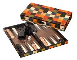 Philos Backgammon Kassette Fourni Medium