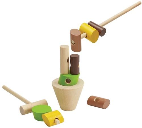 Plan Toys Boomstammen stapelspel