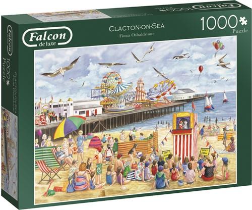 Jumbo puzzel Falcon Clacton-on-Sea - 1000 stukjes