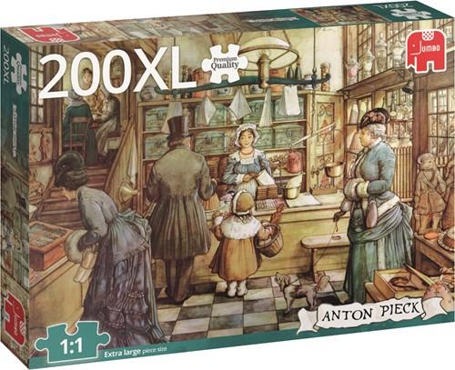 Jumbo puzzel PC Anton Pieck, The Bakery - 200 XL stukjes