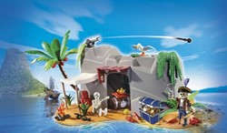 Playmobil Super 4 Piratengrot 4797