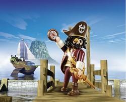 Playmobil  Super 4 Piraat Sharkbeard 4798