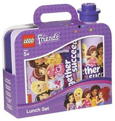 Lego  kinderservies Lunchset Lego Friends