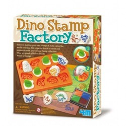 4M creatief Stempelfabriek Dino