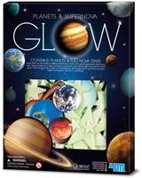 4M Glow in the Dark - Planeten en Supernova-1