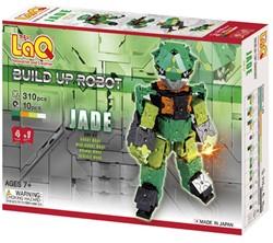 LaQ Buildup Robot Jade