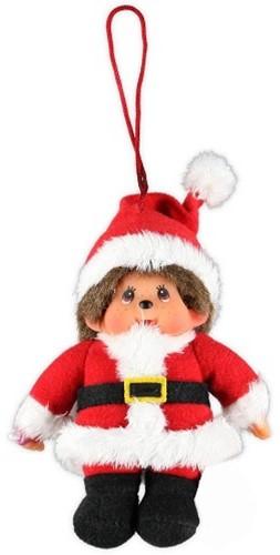 Monchhichi  kleinspeelgoed Kerst Decoratie hangend