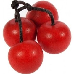 BigJigs Cherries, per stuk