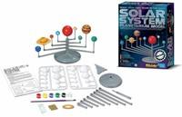 4M  Kidz Labs wetenschap speelgoed Planetariumstelsel