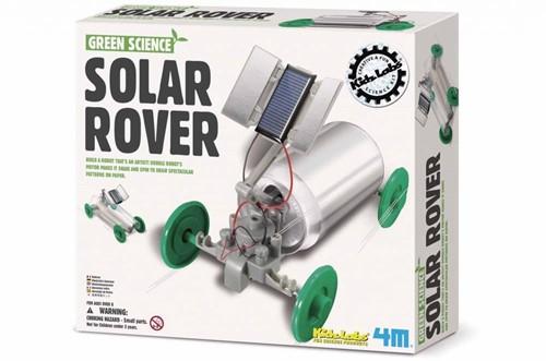 4M  Green Science wetenschapsdoos Solar rover-1