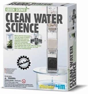 4M  Green Science wetenschapsdoos Waterfilter-1