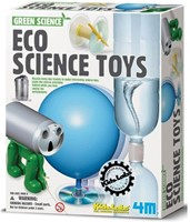 4M  Green Science wetenschapsdoos Eco science toys-1