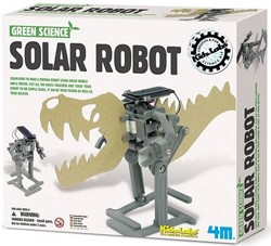 4M Kidzlabs GREEN SCIENCE: SOLAR ROBOT H14cm