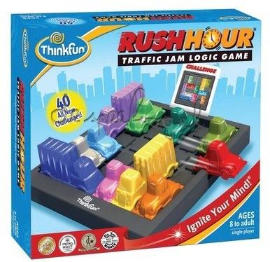Thinkfun  puzzelspel Rush Hour