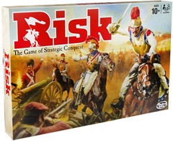 Hasbro  bordspel Risk