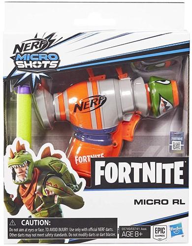 Nerf Fortnite Microshot RL