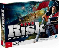 Hasbro  bordspel Risk