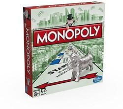 Hasbro  bordspel Monopoly standaard
