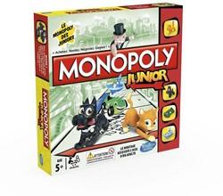 Hasbro  kinderspel Monopoly junior
