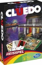 Hasbro  reisspel Cluedo