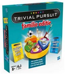 Hasbro  bordspel Trivial pursuit familie editie