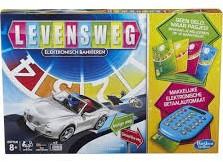 Hasbro  bordspel spel Levensweg - Elektronisch