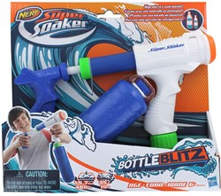Nerf waterspeelgoed Super Soaker Bottle Blitz