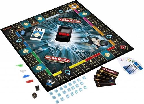 Hasbro bordpel Monopoly Extreem Bankieren-3