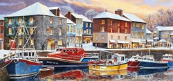 Gibsons puzzel Padstow in Winter (250 XL)